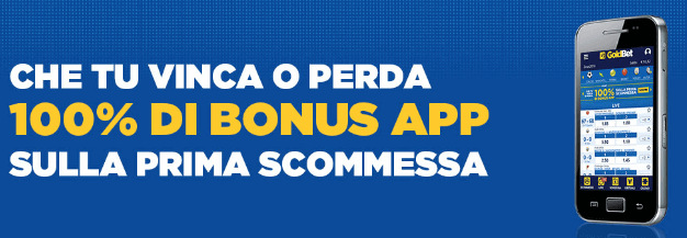 goldbet bonus mobile app